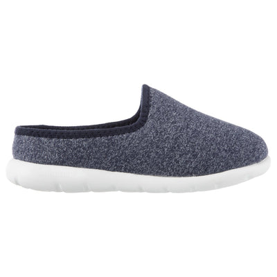 Zenz Women's Energize Slip-On in Navy Heather Profile