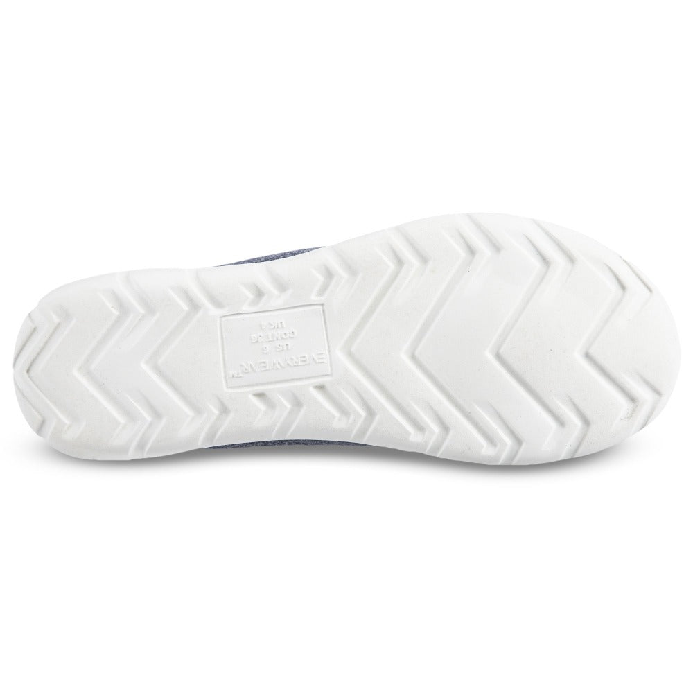 Zenz Men's Transition in Navy Blue Bottom Sole Tread