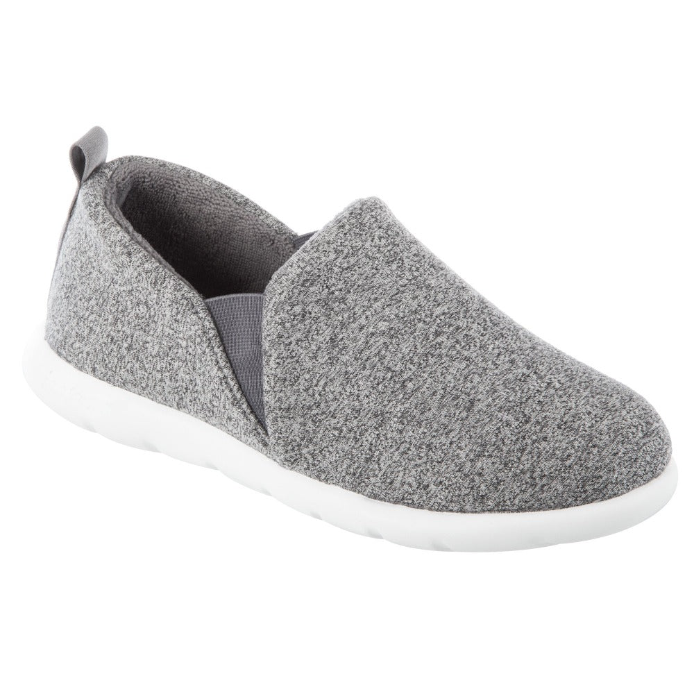 Zenz Women's Tranquility Slip-On in Ash Right Angled View