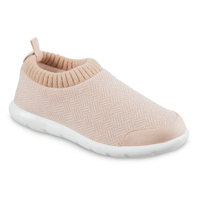 Women's Zenz Hatch Knit Sock Bootie in Evening Sand Right Angled View