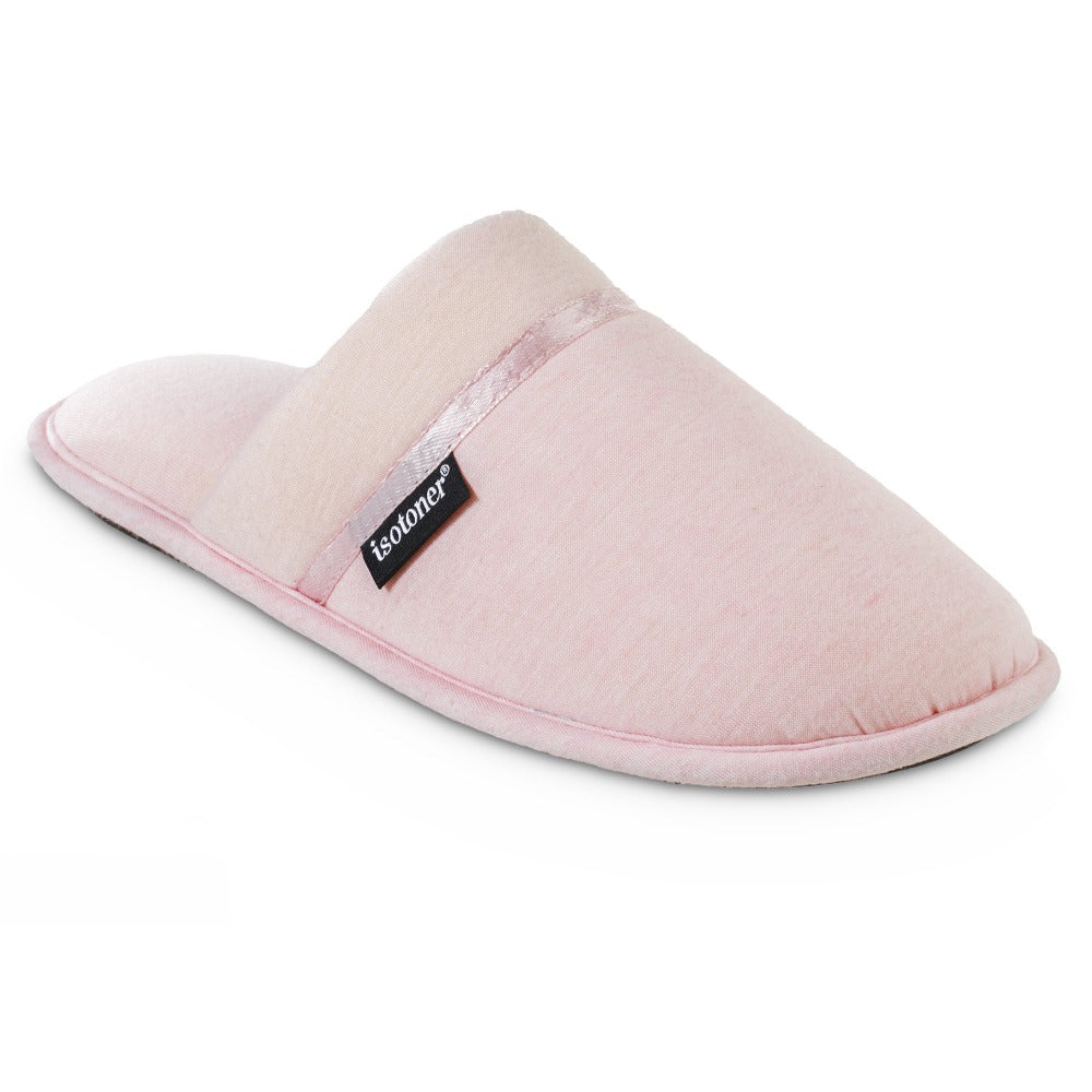 Women's Jersey Cambell Clog Slippers in Evening Sands Right Angled View