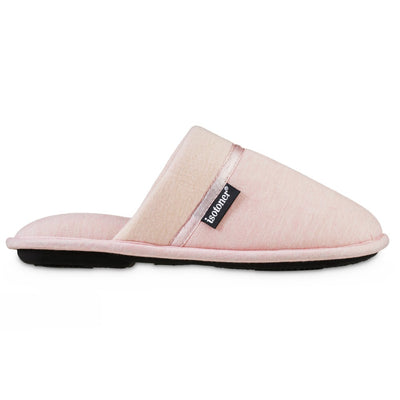 Women's Jersey Cambell Clog Slippers in Evening Sands Profile