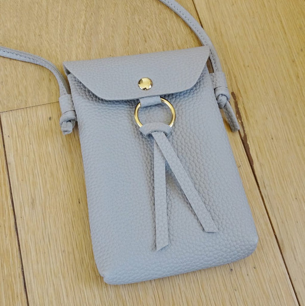 Mini Bag (Light Grey)