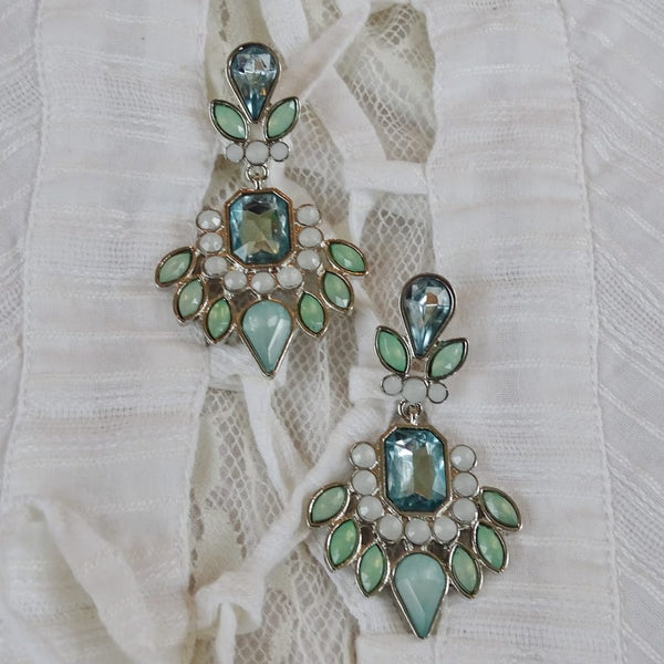 Dynasty Chandelier Earrings