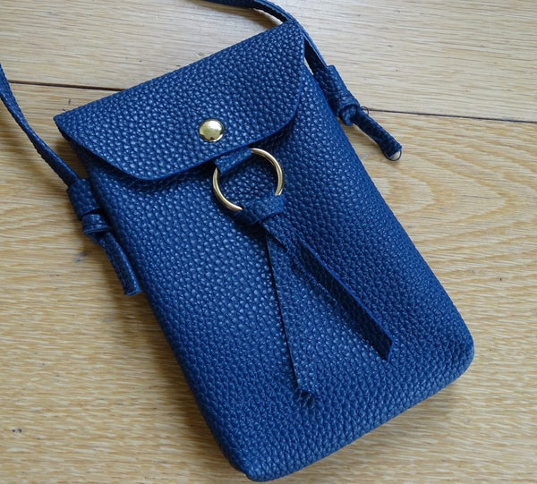 Mini Bag (Navy)