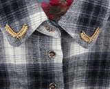Shirt Collar Pins