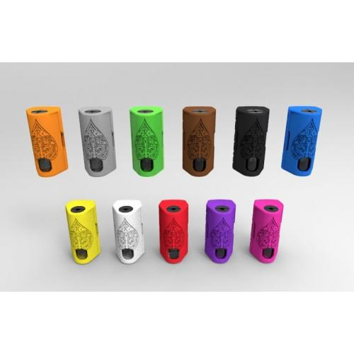 Rebel Mod Squonker DNA 250c (2 x 18650) 200w Back Door