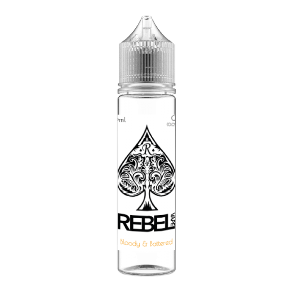 Rebel Vape - Battered and Bloody 50ml