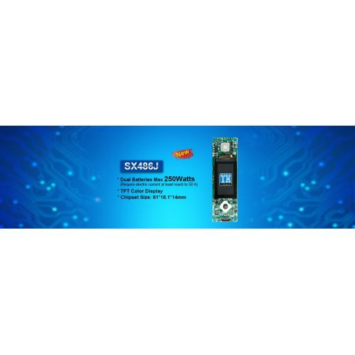 Yihi SX486J Chipset 250W Dual Battery
