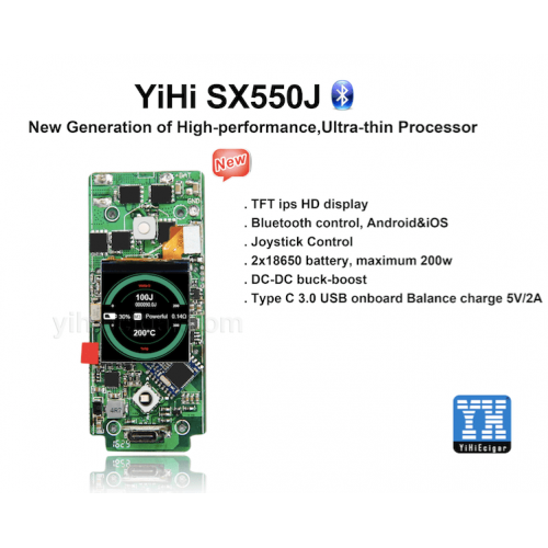 Yihi SX550J Chip set 200W (TFT & Bluetooth)