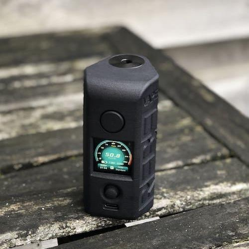 The Rebel Mod - YiHi 550j 200w BT Squonker 2 x 18650