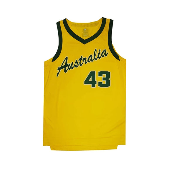 Boomers Yellow Jersey