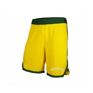 Boomers Yellow Shorts