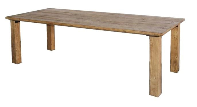 Simple Dining Table 2.4 M