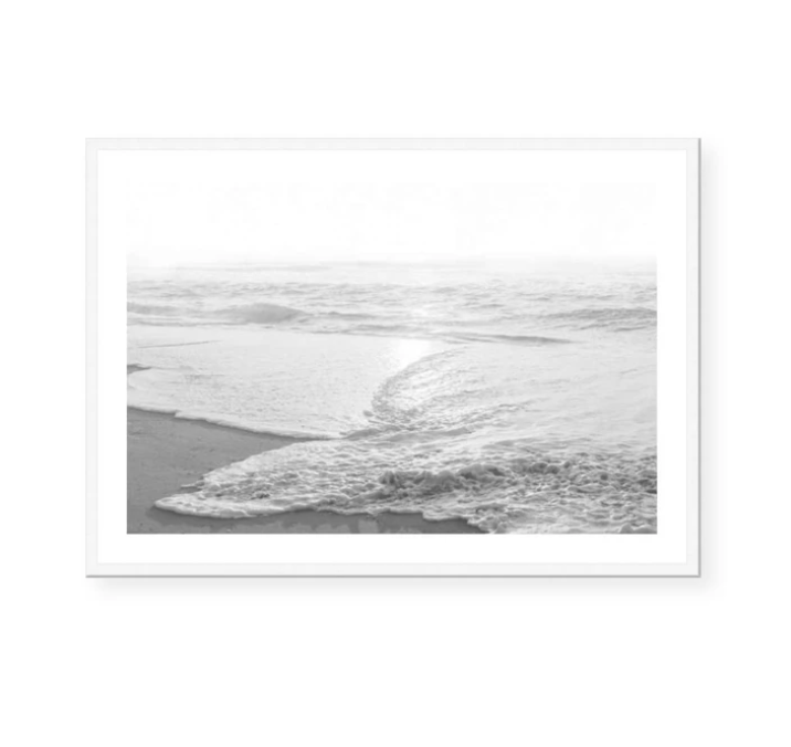 'Beachcomber' Framed Print
