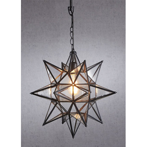 Star Pendant Lamp Large