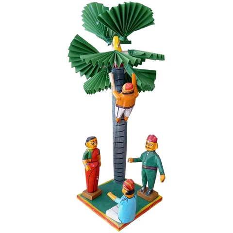 Kondapalli Toy Palm Tree Village