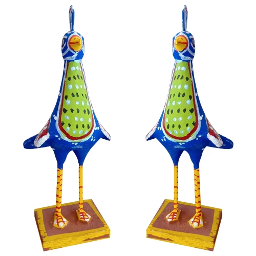 Kondapalli Toy Peacock pair