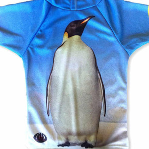 PENGUIN Hoodie Sport Shirt by MOUTHMAN®