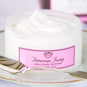 Buttercream Frosting Body Butter