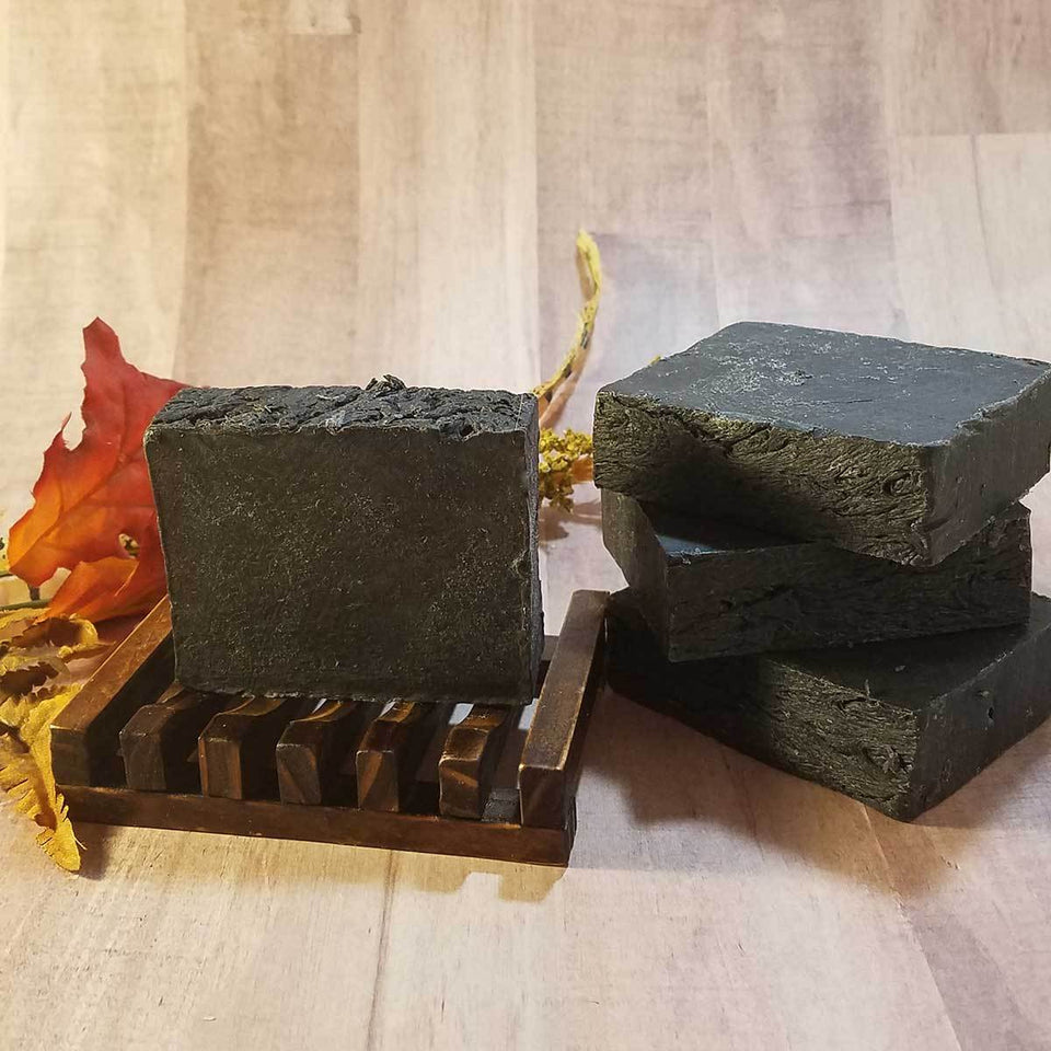 Fire Starter Men's Handmade Soap