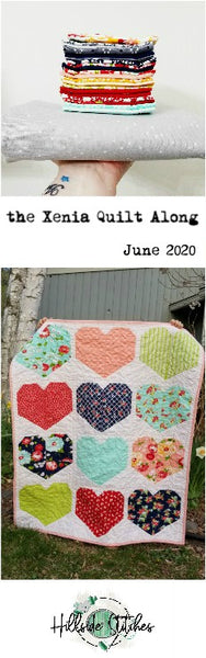 Welcome to the Quilt Along!