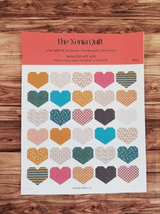 the Xenia Quilt PDF Pattern