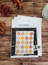 Load image into Gallery viewer, Fussy Pumpkin PDF Pattern