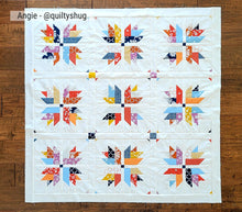 Load image into Gallery viewer, Hundred Acre Scrap Quilt PDF Pattern