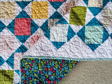 "Load image into Gallery viewer, ""Juicy"" - Toddler Quilt"