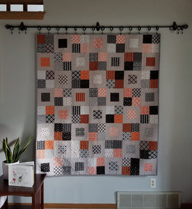 """Charming Frames"" - Halloween Throw"