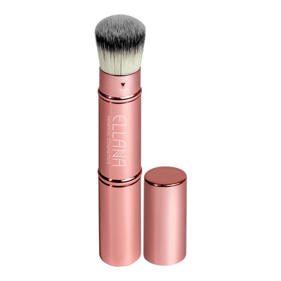 Stay Gorgeous Dual-Head Retractable Powder Brush