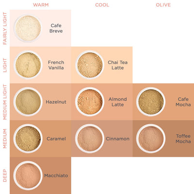 Loose Mineral Foundation with Jar