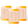 Keep Clean and Bright Papaya + Clairblanche Face and Body Soap - Pack of 3