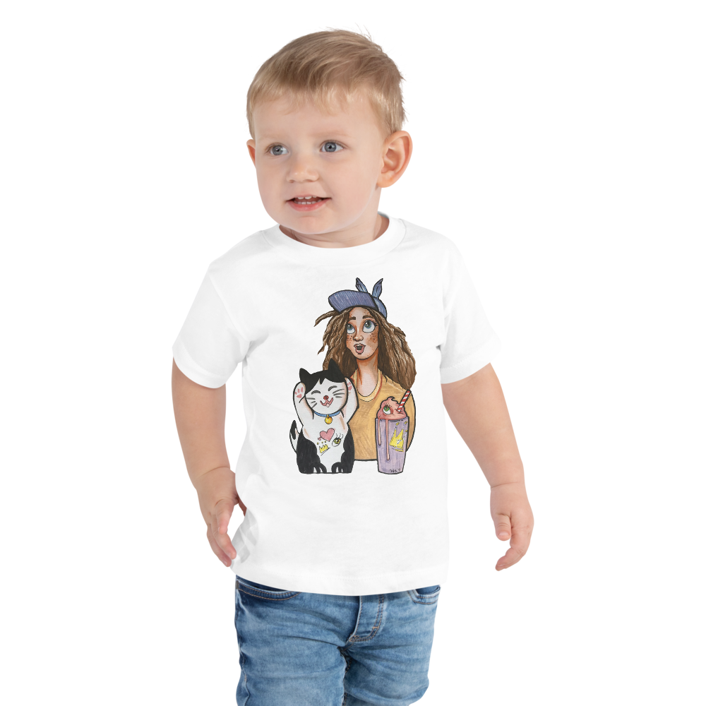 Dee Toddler Tee