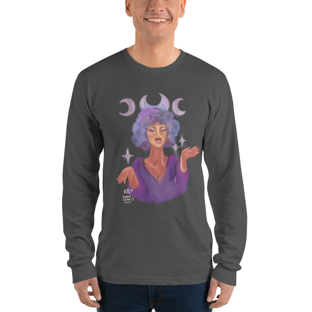 Willa Long sleeve t-shirt