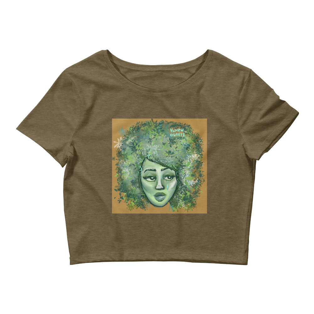 Mother Nature Crop Tee