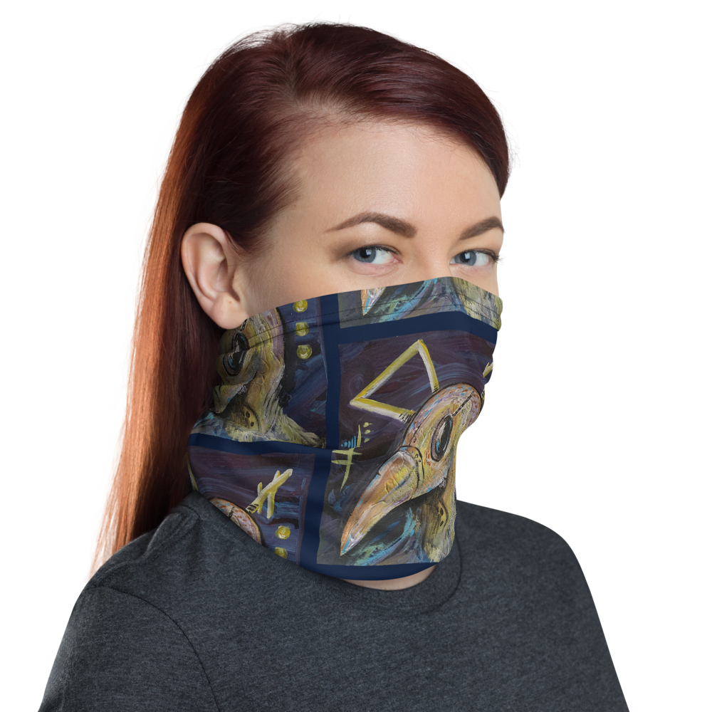Plague Doctor Neck Gaiter