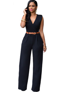 Zkess Jumpsuit Long Pants Women Rompers