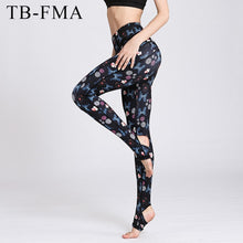 Load image into Gallery viewer, Yoga Pants Sports Fitness Leggings Women