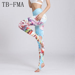 Yoga Pants Sports Fitness Leggings Women