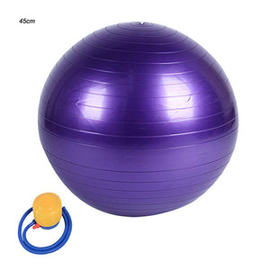 Burst Resistant Yoga  Fitness Iron Shake Exercise Balls