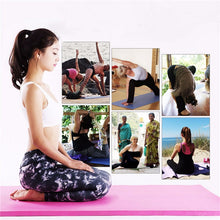 Load image into Gallery viewer, SGODDE 183*61*1cm Thickess Non-Slip Yoga Mat Sport