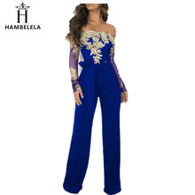 Load image into Gallery viewer, HAMBELELA Sexy Strapless Jumpsuit