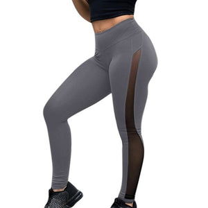 2019 New Women Yoga Pants Push Up Fitness Gym Sports