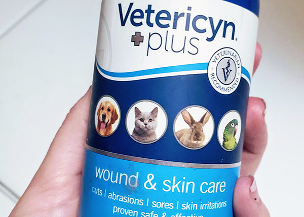 Vetericyn Wound Care Spray