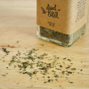 Dried Sweet Basil