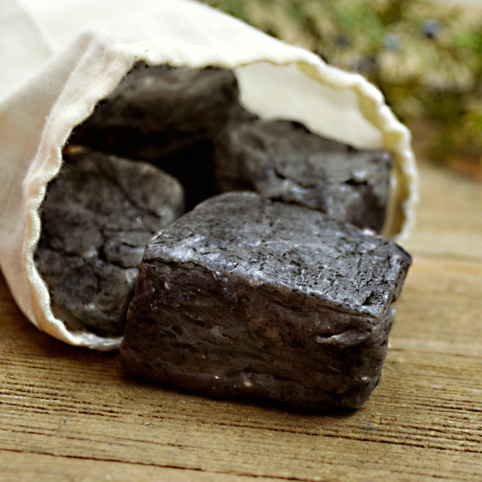 Lumps of Coal Soap (2019 Pre-Order)
