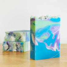 Load image into Gallery viewer, Rosemary Mint Artisan Soap