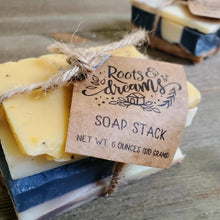 Load image into Gallery viewer, Roots & Dreams Natural Cold Process Soap